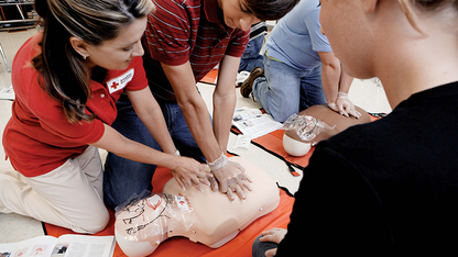 Campus Rec offers fall CPR, lifeguard training