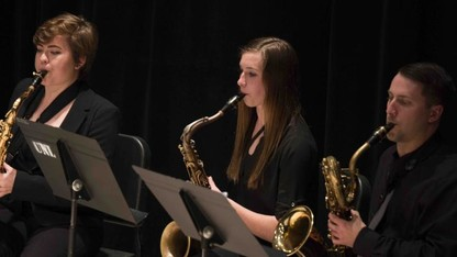 Saxophone concert to feature duets