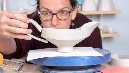 Ceramic artist to deliver Visiting Artist Lecture March 24