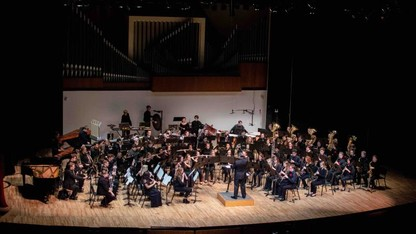 Symphonic Band presents 'Founder's Day'