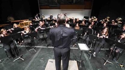 Symphonic Band presents 'Motion' March 5
