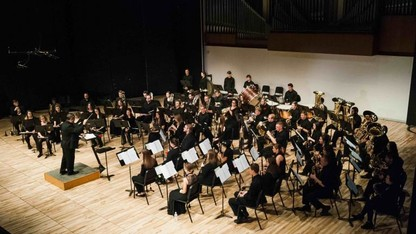 Symphonic Band presents 'Cult of Personality'