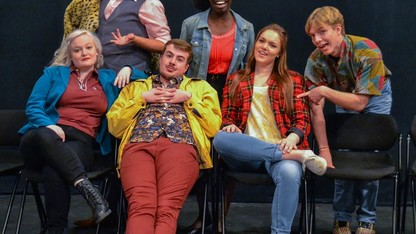 Theatrix opens spring season with 'Leaving Lundso's'