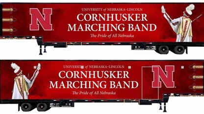 Band debuts new trailer design