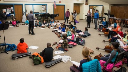 String project returns to assist young musicians