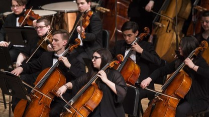 'Gallery of Titans' closes Symphony Orchestra season