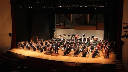 UNL Symphony Orchestra performs 'Journeys in the Imagination'
