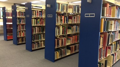 Visual Arts Collection opens in Love Library Link