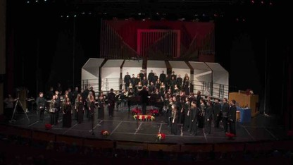 Six choirs join forces for free holiday concerts