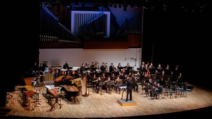 Wind Ensemble to perform 'Intention and Inclusion'