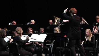 Wind Ensemble to perform Feb. 28