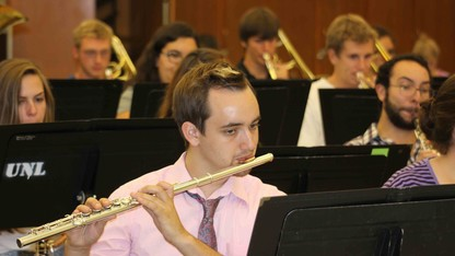 Recitals feature six student ensembles