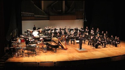 Wind Ensemble features perspectives on jazz April 22