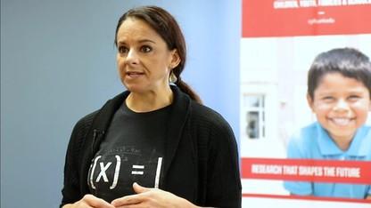Kelley Buchheister: 'Coach Approach' builds preschool teachers' capacity to foster mathematics reasoning