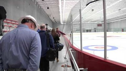 Breslow Ice Hockey Center Sneak Peak