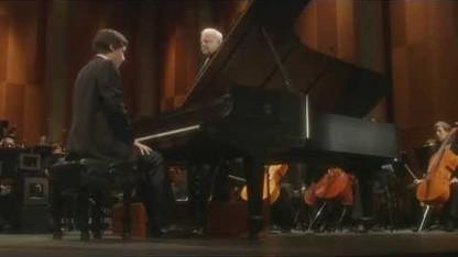 Cliburn 2013 Vadym Kholodenko Final Round Concerto - Prokofiev No. 3