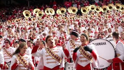 Cornhusker Marching Band 2014