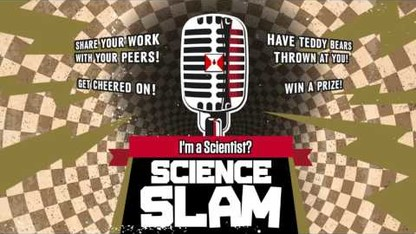 Science Slam | I'm a Scientist?