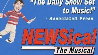 NEWSical the MUSICAL: We Distort You Decide - PROMO