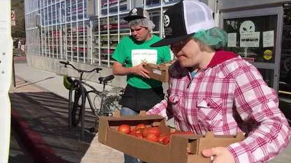 """2-Min Trailer for """"Hearts of Glass – A Vertical Farm Takes Root in Wyoming"""""""