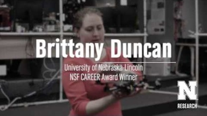 Brittany Duncan CAREER Award