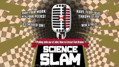 Science Slam | Pulling Jello Out of Jello: How to Extract Fish Brains