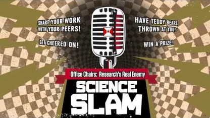 Science Slam | Office Chairs: Research's Real Enemy