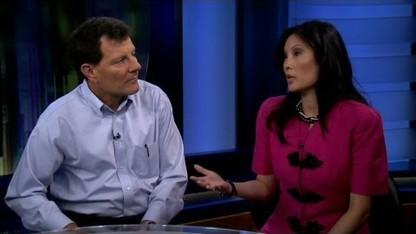 Nicholas Kristof and Sheryl WuDunn Discuss 'Half The Sky' | MetroFocus