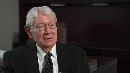 Martin Massengale, Nebraska Chancellor (1981-91)