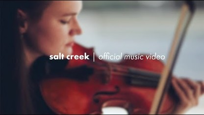 Salt Creek, a violin and marimba duet | Official Music Video | ThatStylishNerd
