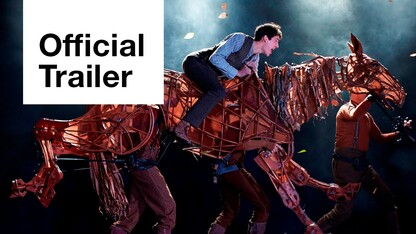 National Theatre Live: War Horse | Official Trailer