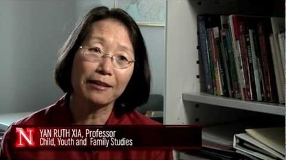 Yan Xia in UNL Child Youth and Family Studies