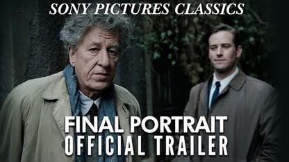 Final Portrait | Official Trailer HD (2017)