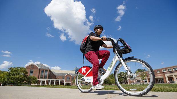 A new policy strives to increase safety for all on campus, including pedestrians and those on bikes, scooters, mopeds, skateboards and roller skates.