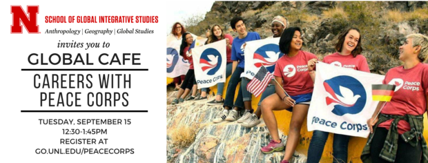 Global Cafe: Careers with Peace Corps