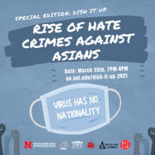 Late Night Dish It Up: Rise of Hate Crimes Against Asians