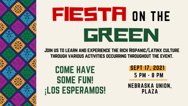 Fiesta on the Green graphic