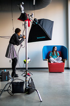 Visitors will have the chance to see the work and meet the students from the Johnny Carson School of Theatre and Film and Johnny Carson Center for Emerging Media Arts as they share their works-in-progress at the Open House Studios event Dec. 13.