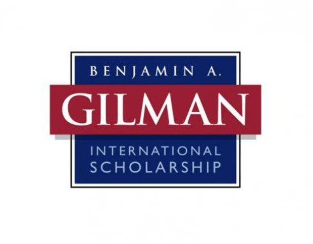 The Benjamin A. Gilman International Scholarship sponsored by the U.S. Department of State and the Bureau of Educational and Cultural Affairs.