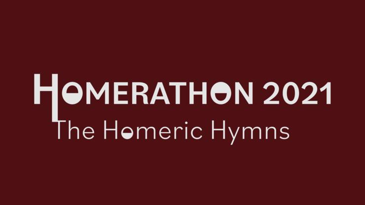 Homerathon 2021 - The Homeric Hymns