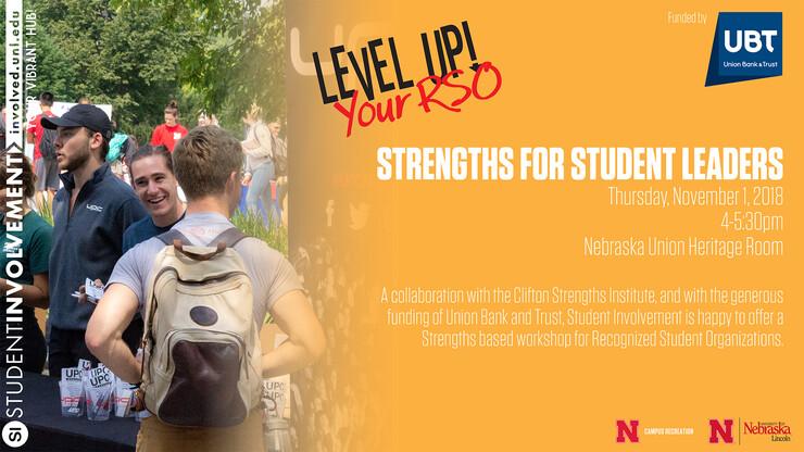 Strengths for RSOs