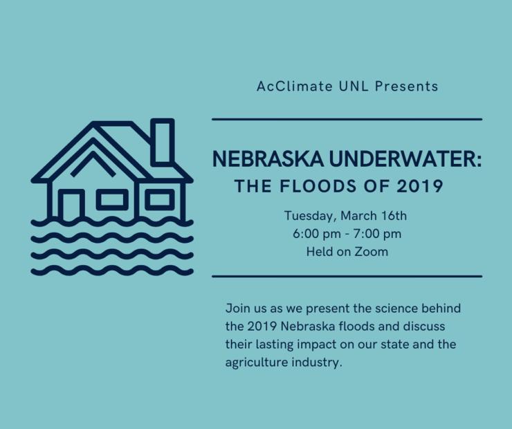 Nebraska Underwater graphic.