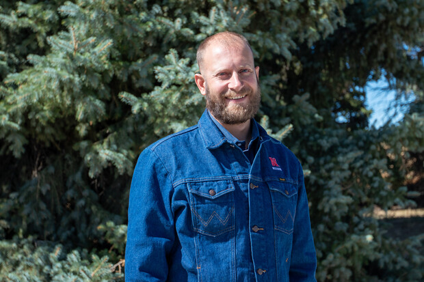 Nevin Lawrence, assistant professor, Department of Agronomy and Horticulture, University of Nebraska-Lincoln, will present this springs's first Agronomy and Horticulture Seminar Jan. 29.