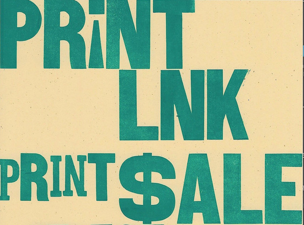 The Lincoln Print Sale is Dec. 1-2 at Constellation Studios.