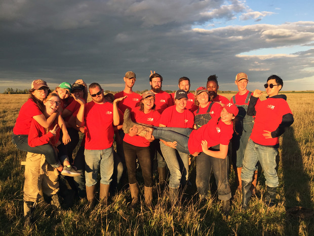 The Soil Judging Team will head to nationals in the spring after sweeping the Region 5 competition Sept. 28 in Redfield, South Dakota