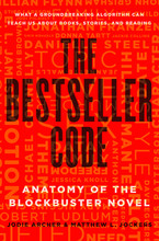 Cover of THE BESTSELLER CODE by Matthew Jockers and Jodi Archer