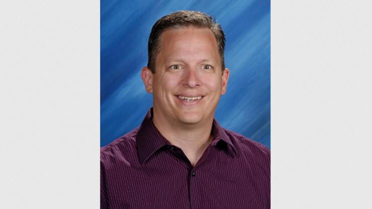 Gregory Sand, Presidential Award recipient, Omaha Central High School.