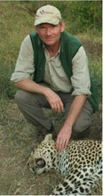 Carroll will talk about his years of experience in working on wildlife conservation issues in Africa.