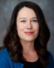 Kelsy Burke, assistant professor of sociology, UNL
