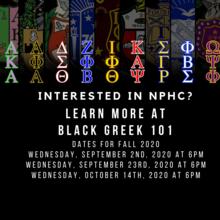 Black Greek 101